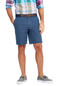 "Men's 9"" Comfort Waist Stretch Knockabout Chino Shorts"