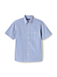 Men's Short Sleeve Seersucker Cotton Shirt