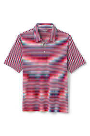 Men's Short Sleeve Stripe Comfort-First Golf Polo