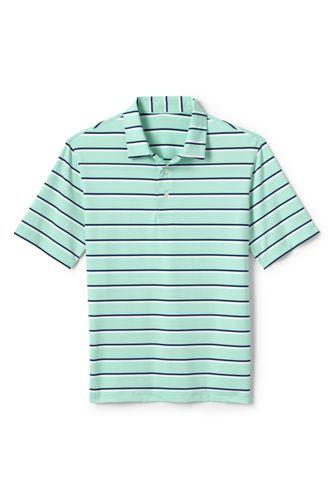 the best attitude c6f89 1db31 Gestreiftes Golf-Poloshirt für Herren, Classic Fit | Lands' End
