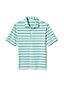 Men's Striped Performance Polo Shirt