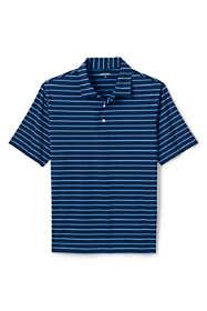 Men's Short Sleeve Stripe Comfort-First Golf Polo