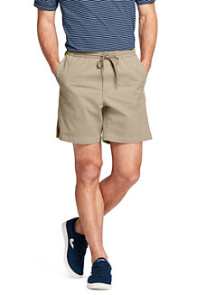 Men's Shorts with Elastic Waist