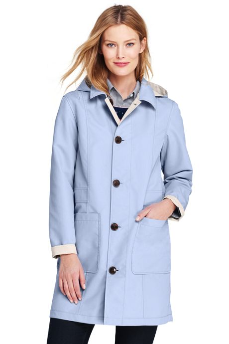 Women's Reversible Lightweight Coat