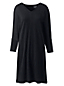 Women's T-shirt Dress with Dolman Sleeves