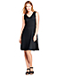 Women's Sleeveless Ponte Jersey Dress