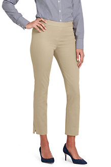 Women's Bi-stretch Cropped Trousers