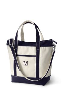 Coated Canvas Insulated Tote Cooler