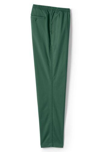 Le Pantalon Décontracté Stretch Pré-Ourlé, Homme Stature Standard
