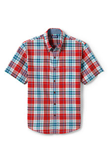 Men's Madras Shirt