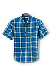 Men's Madras Shirt