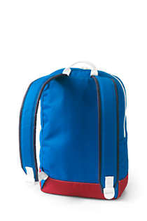 Seagoing Backpack, Back