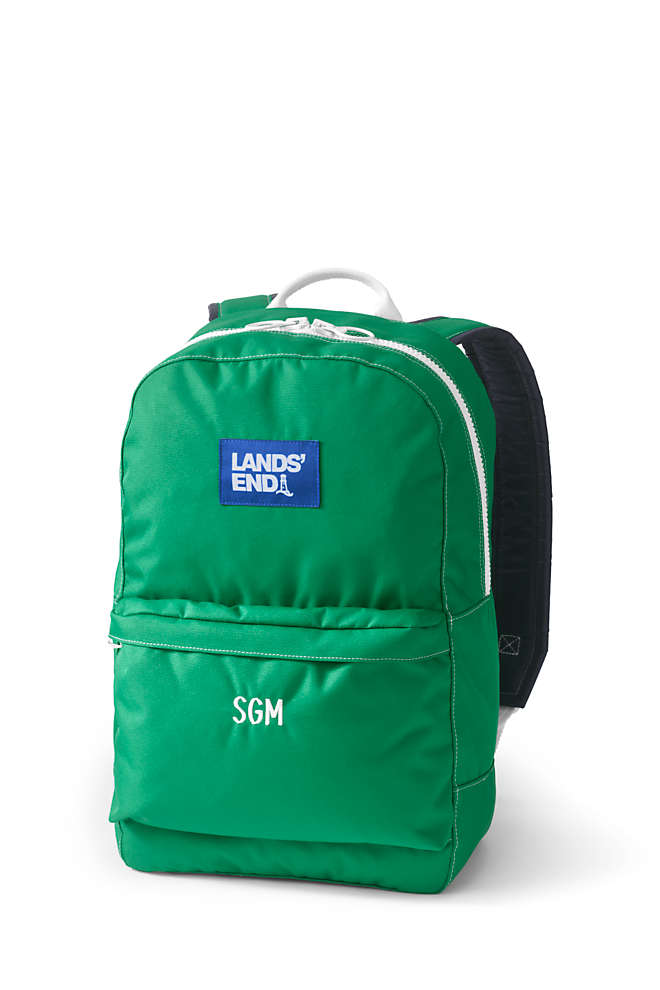 Seagoing Backpack, Front