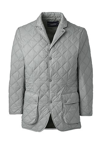 Primaloft Packable Sport Coat 499435: Light Gray