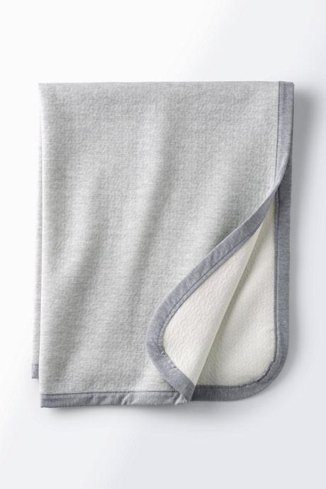 Sweatshirt Baby Blanket