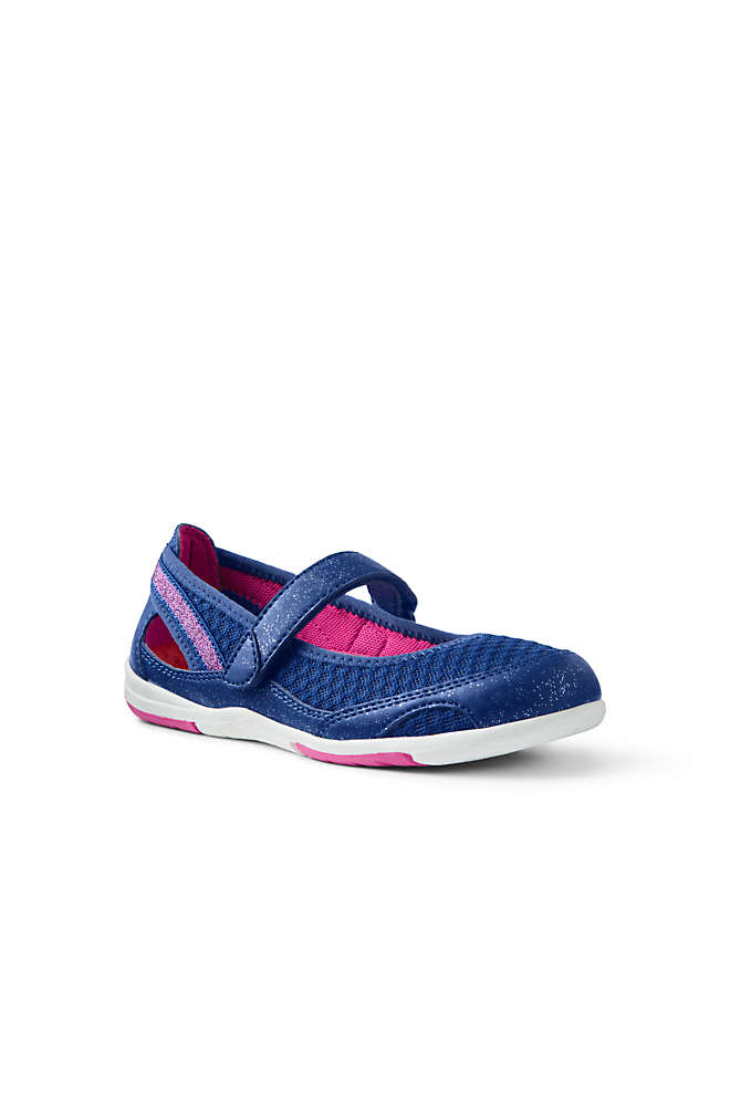 Girls Mary Jane Water Shoes, Front