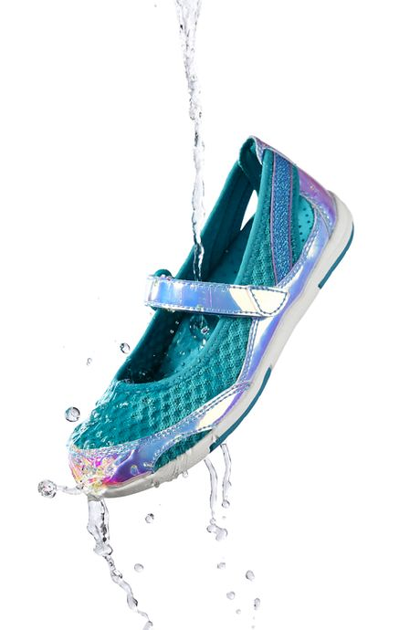 Girls Mary Jane Water Shoes