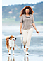 Le Jogging Court Lounge Stretch, Femme Stature Standard