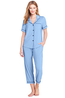 Women's Modal Short Sleeve Pyjama Set