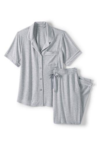 Women's Modal Short Sleeve Pyjama Set