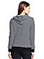 Women's Textured Jacquard Zip Hoodie