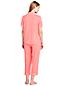 Le Pyjama 2 Pièces Imprimé en Modal Stretch, Femme Stature Standard