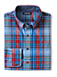 Men's Madras Check Long Sleeve Shirt