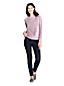 Le Sweatshirt Lounge en Velours, Femme Stature Standard