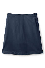School Uniform Women's Adaptive Blend Chino Skort