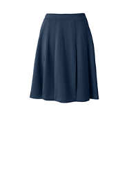 School Uniform Women's Adaptive Ponte Skirt