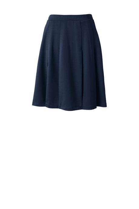 Women's Adaptive Ponte Skirt