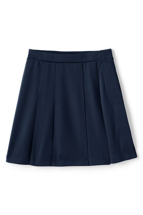 School Uniform Girls Adaptive Ponte Skirt