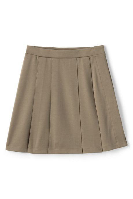Little Girls Adaptive Ponte Skirt