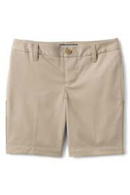 Little Girls Adaptive Perfect Fit Blend Chino Shorts