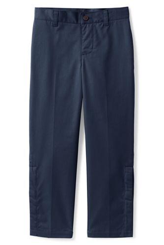 Boys Adaptive Blend Iron Knee Chino Pants