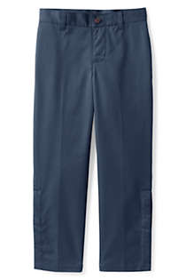 School Uniform Boys Adaptive Blend Iron Knee Chino Pants, Front