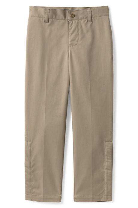 Little Boys Adaptive Blend Iron Knee Chino Pants