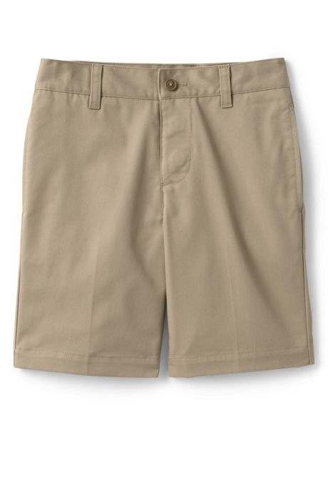 School Uniform Boys Adaptive Blend Chino Shorts