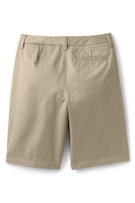 School Uniform Women's Adaptive Perfect Fit Blend Chino Shorts