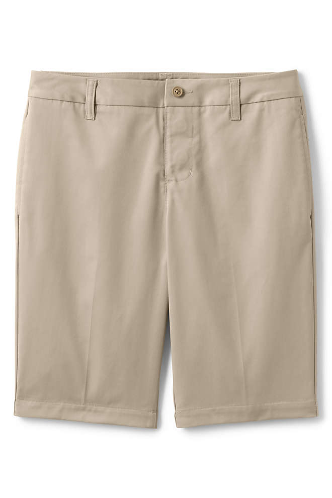 Women's Adaptive Perfect Fit Blend Chino Shorts, Front