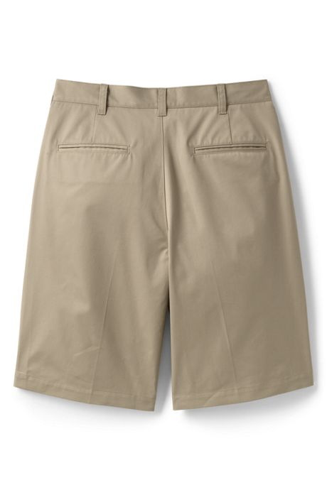 School Uniform Men's Adaptive Blend Chino Shorts