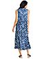 Women's Striped Midi Dress