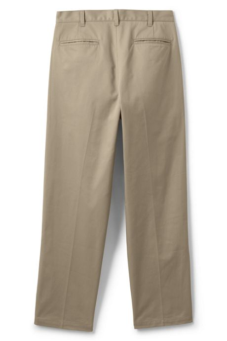 School Uniform Men's Adaptive Blend Chino Pants