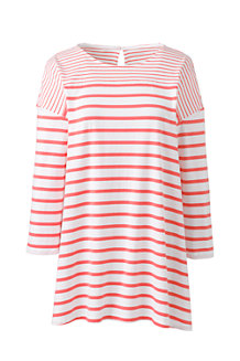 Women's Tunic Top in Cotton/Modal