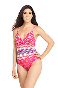 c50c4fb040e34 Women's Perfect Underwire One Piece Swimsuit with Tummy Control