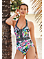 Control Neckholder-Badeanzug PERFECT SUIT Tropical für Damen