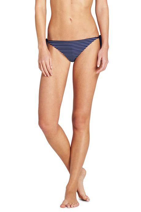 Women's Reversible String Bikini Bottoms