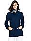 Women's Plus Casual Linen Jacket