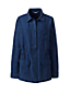 Women's Plus Casual Linen Jacket