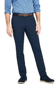 Men's Slim Fit Performance Travel Pants